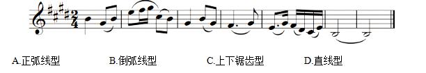 教师资格考试初中音乐模拟题